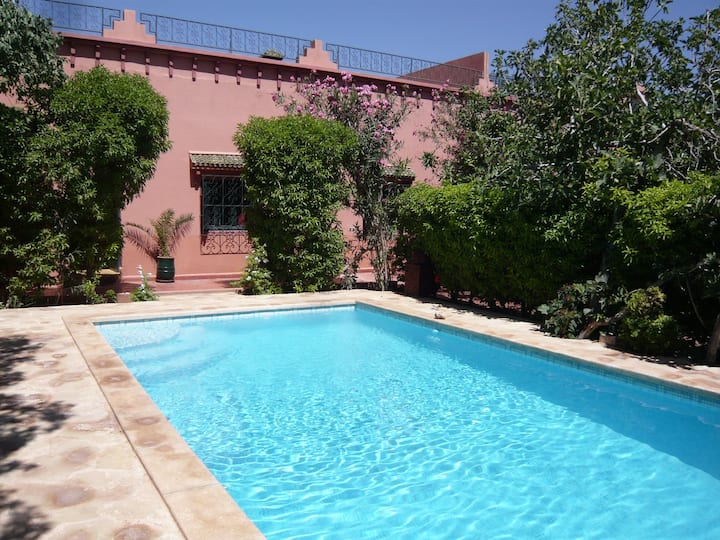 VILLA SOUTH OF MOROCCO OUARZAZATE