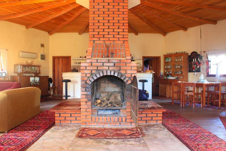 Cittaslow Countryside House IZMIR - Seferihisar - Casa