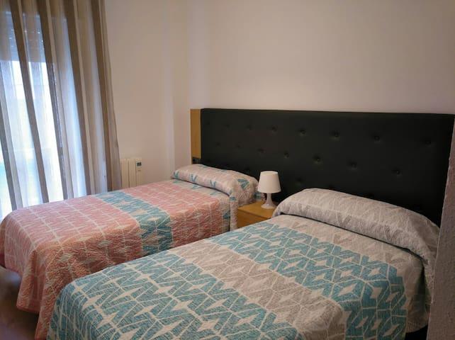 Apartamento en Portomarín para 6 personas