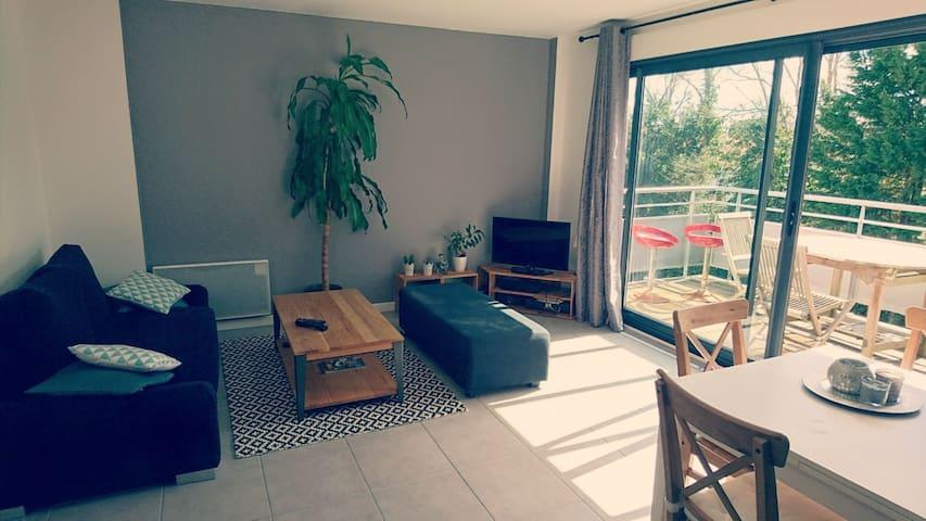 Appartement 3 pièces tout confort - Bayonne - Lägenhet
