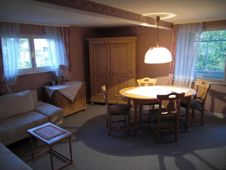 Ferienwohnung Haus Steiger - Oberstdorf