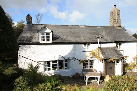 13C cottage in beautiful village - Holne
