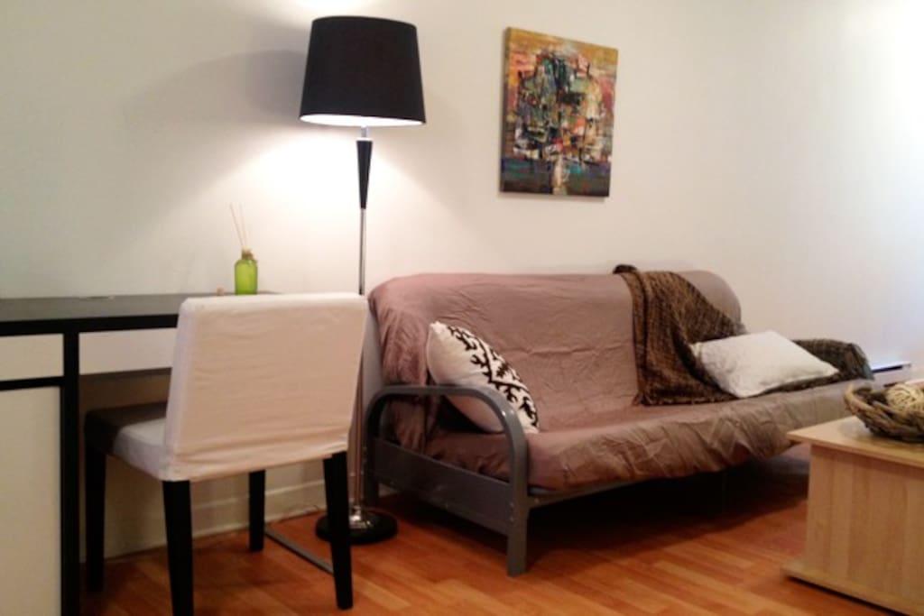 Divan Lit (futon)