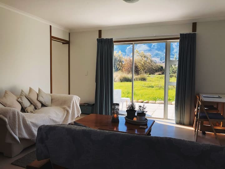 Franschhoek peace & quiet | Riverstone Cottage