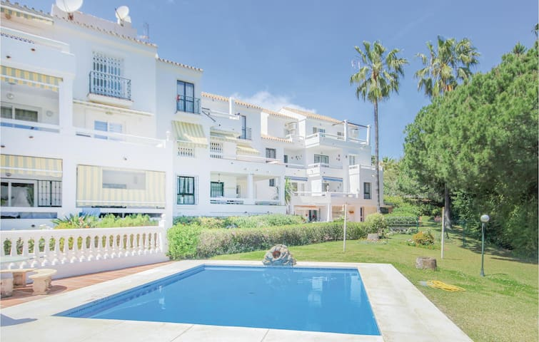 Holiday apartment with 2 bedrooms on 59m² in Mijas