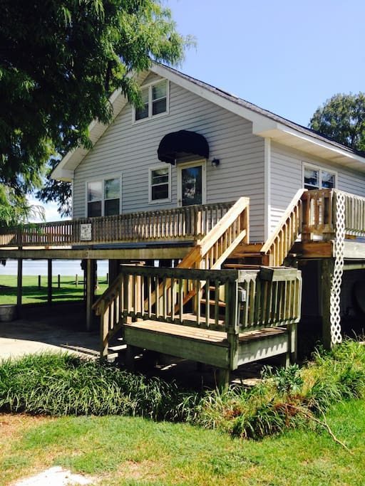 Charming beach cottage come play on the pamlico case for Cottage come case