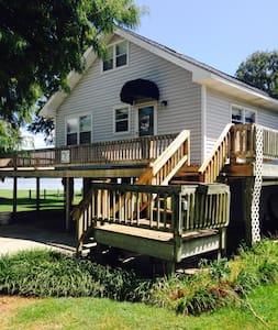 Charming Beach Cottage...Come Play on the Pamlico! - Washington - House