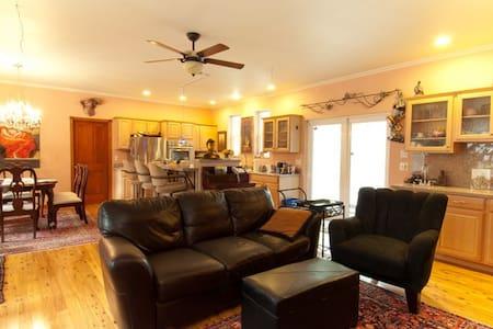 Luxury downstairs 1Bedroom Condo