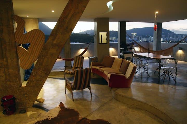 URCA Amazing Penthouse w/ best view/ 230 m2