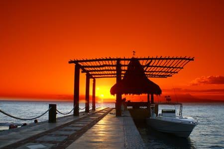 Hacienda Los Guayacanes Beach Front - Bahia de Ocoa