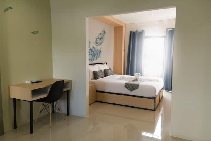 Sirimuntal Hotel Chiang Rai, Big Room 39Sqm.