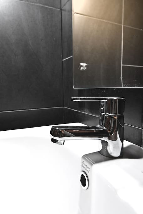 separate ensuite/WC in every room at Kuta EcoStay