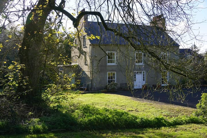 Ballydivity House