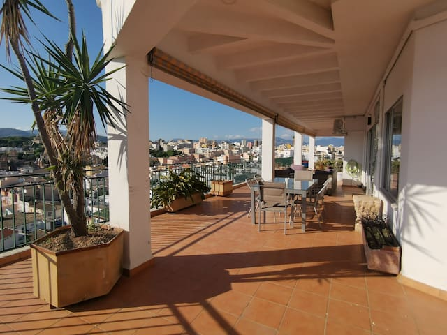360m2 apartment in the Centre of Palma