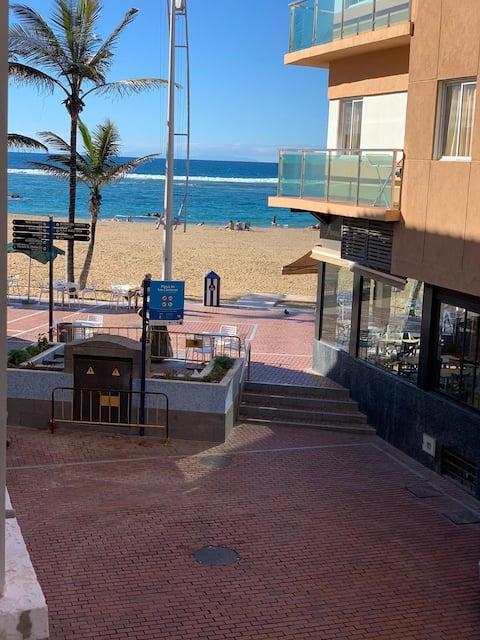 'Cozy Apartment Las Canteras Sea View'