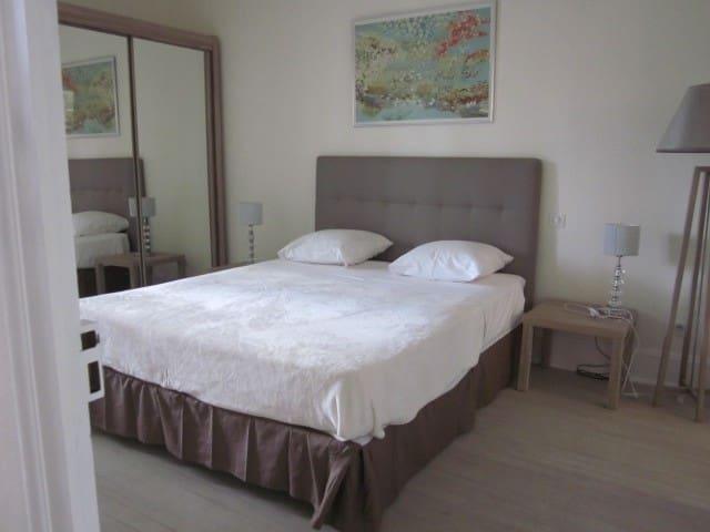 Appartement avec jardin - thermes et tourisme - Vichy - Wohnung