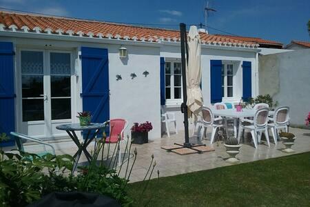 Maison au Vieil,Noirmoutier en île. - Noirmoutier-en-l'Île