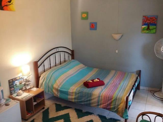 Chez jaz et val: both rooms - Blue Bay - Apartment