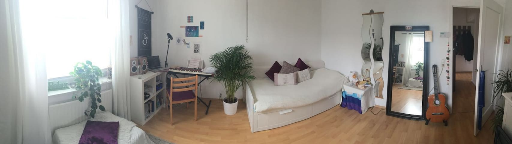 Cosy apartment in beautiful and central area - Salzburg - Wohnung