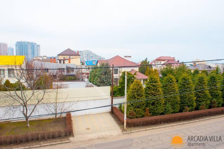 Премиум коттедж в Аркадии, Одесса