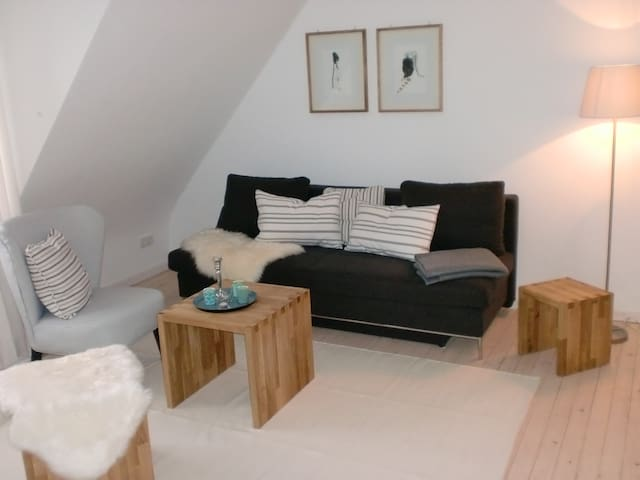 Cozy apartment for 6 persons - Nuremberg - Apartamento