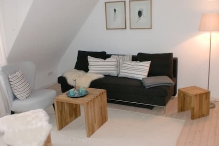 Cozy apartment for 6 persons - Nuremberg - Flat
