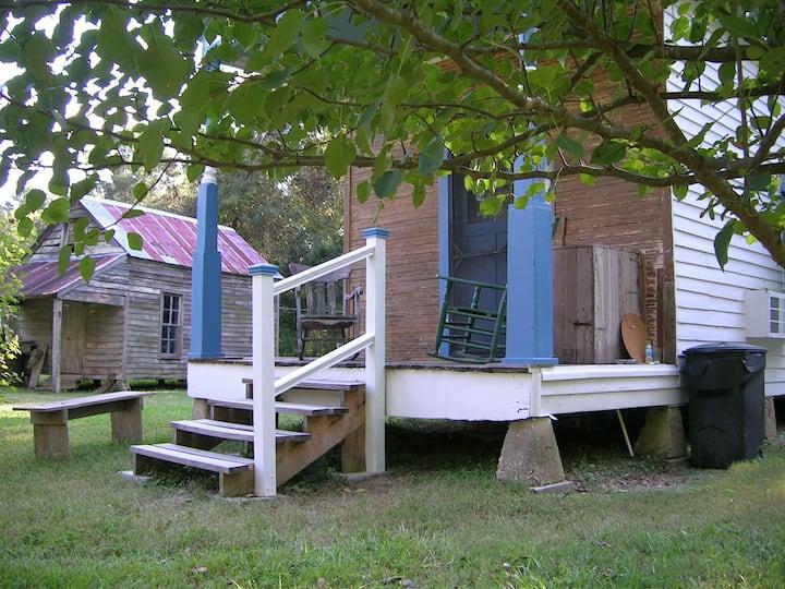 Frozard Plantation Cottage - Cottages for Rent in ...