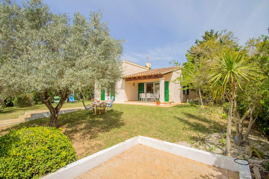 Villa Sa Ràpita. Mallorca.