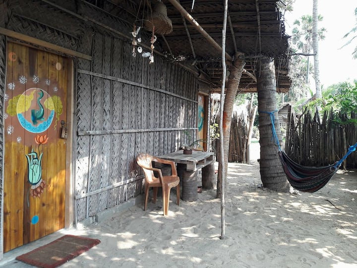 Wonderful Cabin Beachfront @kitehousecafe