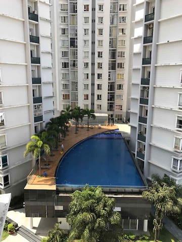 Phu My condominium - 2 bed rooms 110 m2 - นครโฮจิมินห์ - อพาร์ทเมนท์