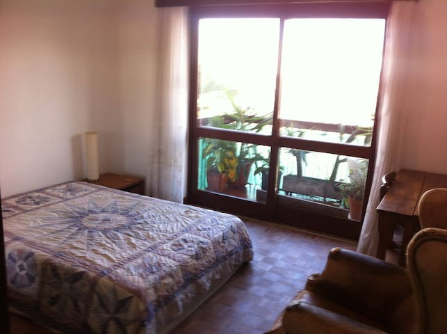 Casa Branca room with balcony