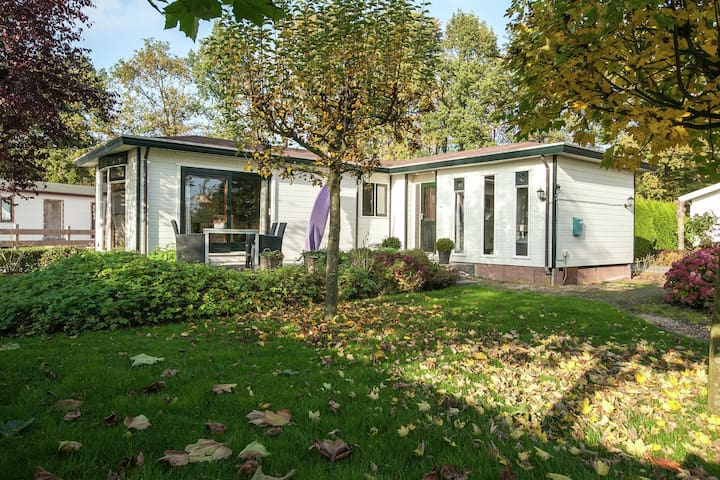 Modern Holiday Home in Rutten with a Private Terrace