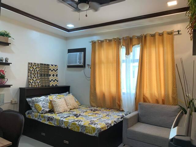 Cozy, Relaxing, Brandnew Studio condo Cebu City