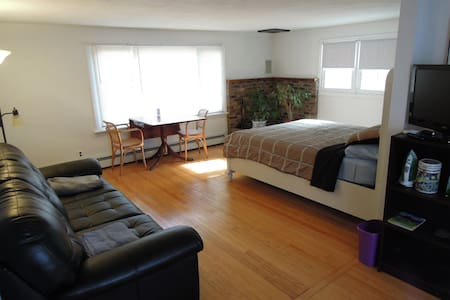 Relaxing Large Studio in lake Community near UCONN