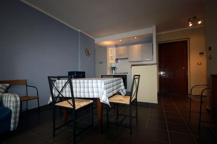 Alloggio per vacanze di 45 mq - Valdieri - Apartmen