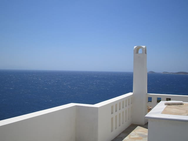 VIlla in Antiparos - Sea View - Paros - Huvila