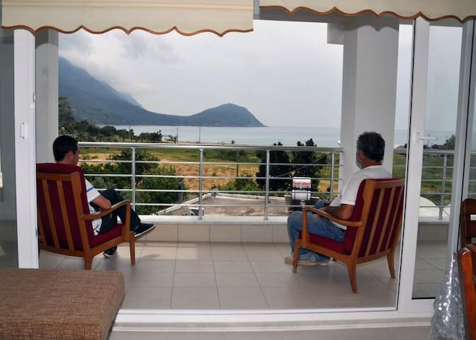 Apart on the Lycian Way, Antalya 1 - Kumluca - Apartamento