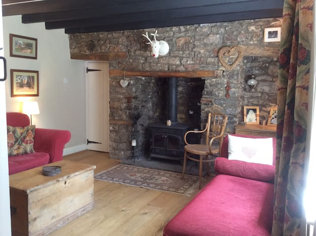 Cowbridge Country Cottage - Cowbridge - Dom