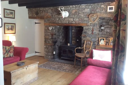 Cowbridge Country Cottage - Cowbridge - Casa