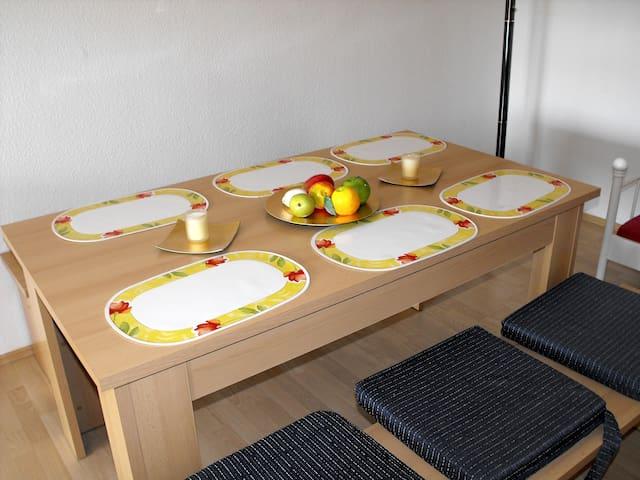 Ferienwohnung Elisabeth - Bergheim - Apartamento
