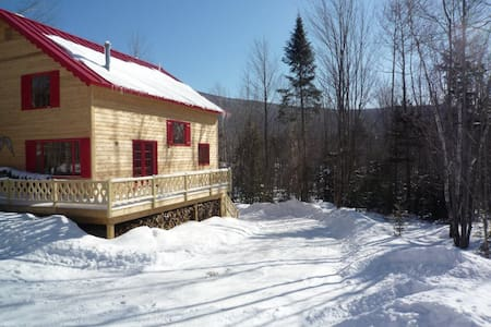 Beautiful Chalet in Northern Vermont near Jay Peak - Westfield