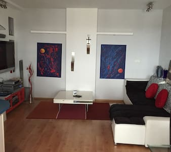 Warsow Apartment near airport metro - Warsaw - Apartmen