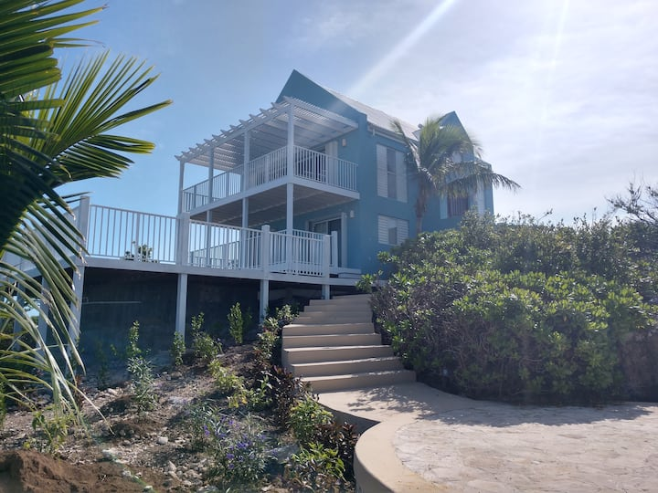 Villa View - Sapodilla Beach & Chalk Sound