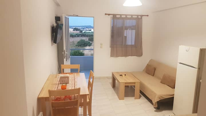 Small apartment with nice view