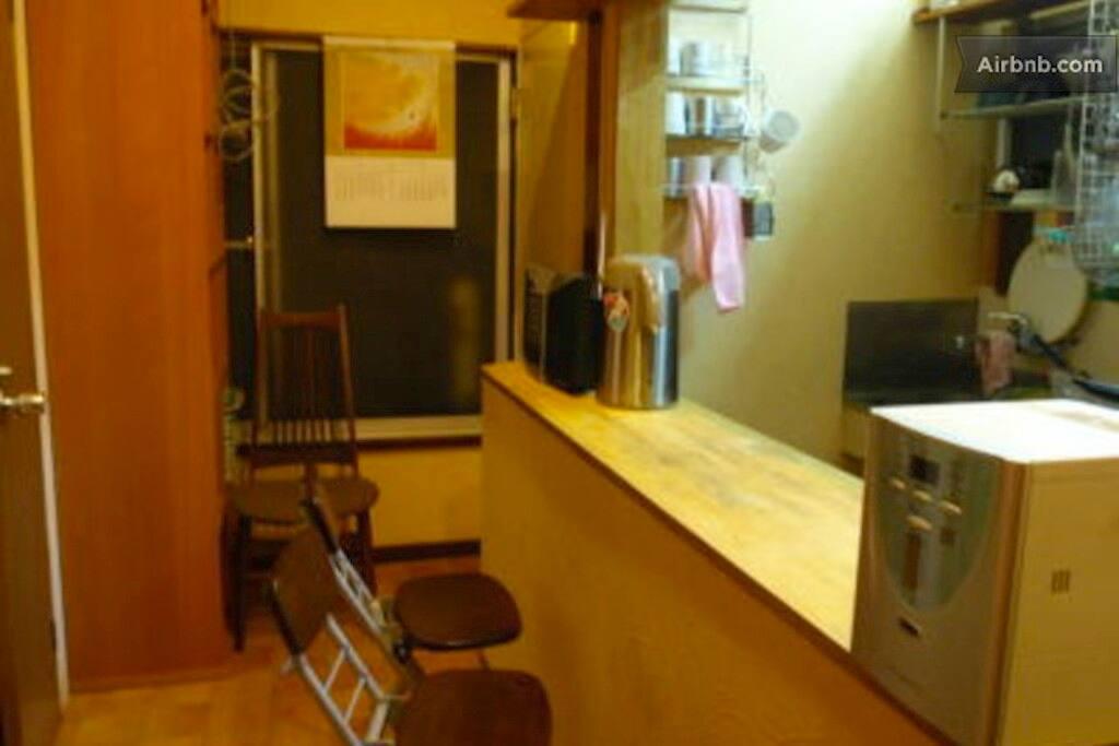 Koenji Place Twin bed room #1