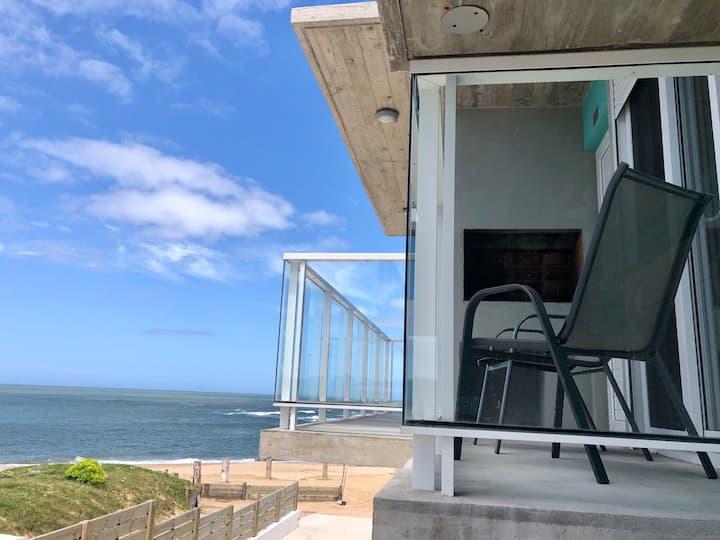 Apartamentos LAS OLAS, vista parcial al mar/otro