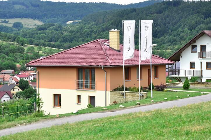 Vila v lázeňském městě - Luhačovice - Villa
