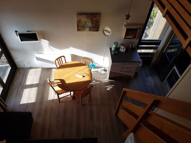 Appartement de 6 à 10 couchages