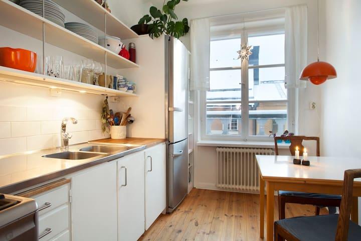 One room apartment at Södermalm