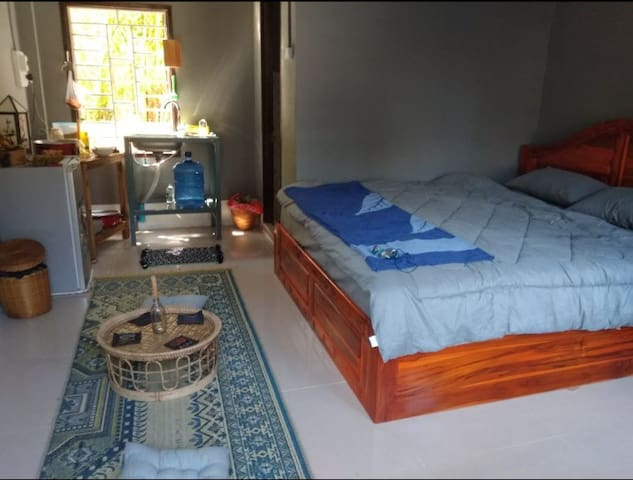 Private studio apartment in Luang Prabang